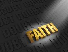 Faith:  Ask for More