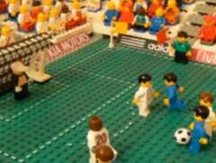 World Cup Soccer in Lego