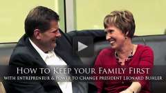 Feb 25: How to Keep Your Family First