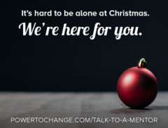 Coping with Loneliness at Christmas