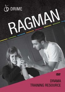 Ragman DVD cover