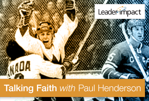 Talking Faith with Paul Henderson