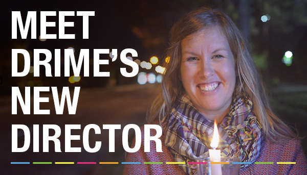 Meet DRIME's new director