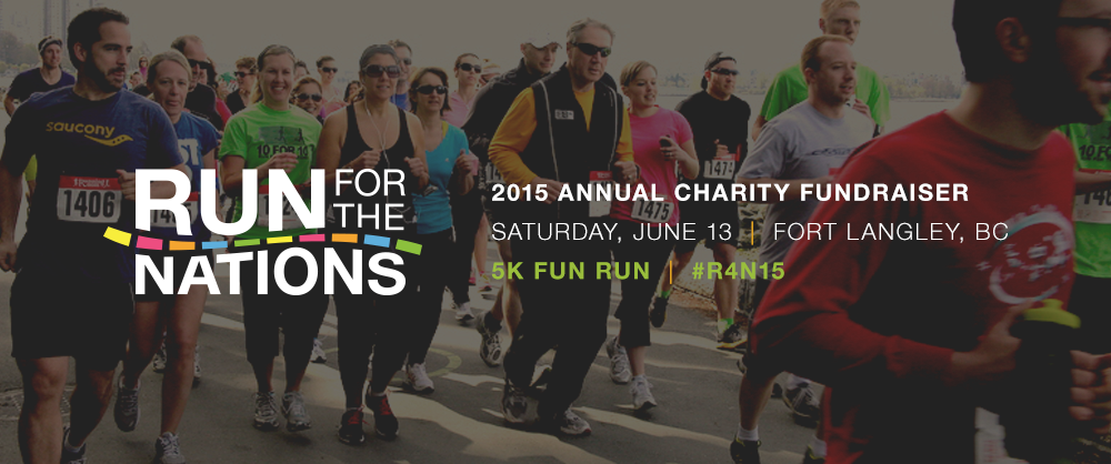 Run for the Nations 2015
