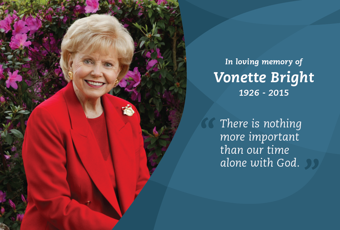 Remembering Vonette Bright