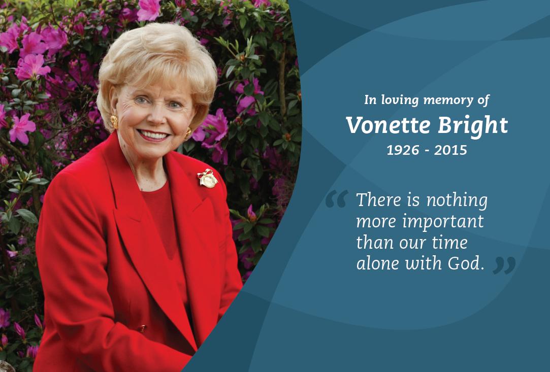 Remembering Vonette Bright